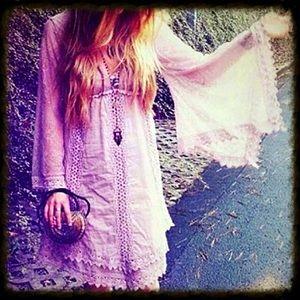 Lavender FP Nightingale Dress